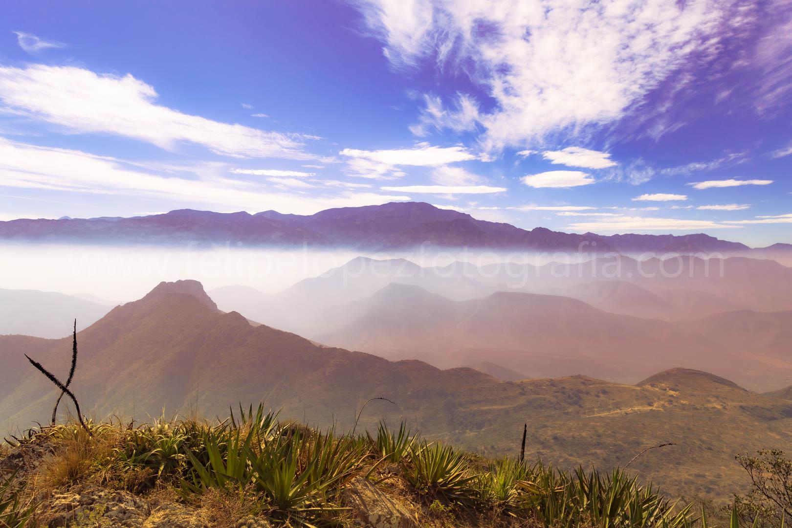 Fotos de Paisaje de Montañas Rios y Urbanas   Neblina en la Sierra – Fotos  de Paisaje de Montañas Rios y Urbanas
